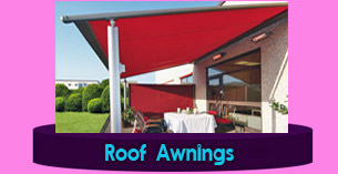 North-Carolina Roof awnings