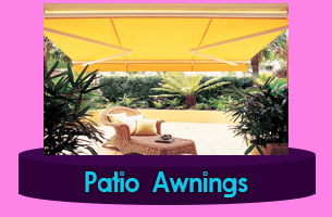 Asmara Caravan Canvas Awnings image