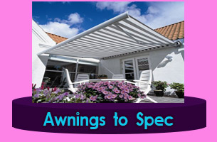 Roof Awnings for sale Riga image