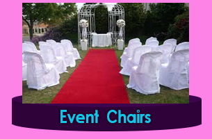 Ethiopia Event Chairs