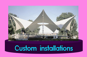 Nairobi party Tents for Export