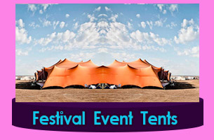 Music Festival Tents Asuncion