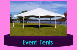 Niger Canvas Tents for Events