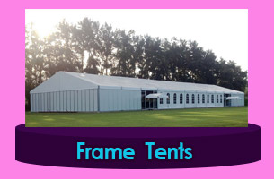 Botswana Frame Tents for Sale