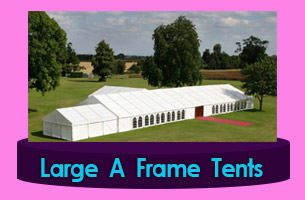 Mozambique Custom Marquee Tents