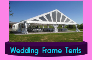 SanJose wedding Marquee Tents