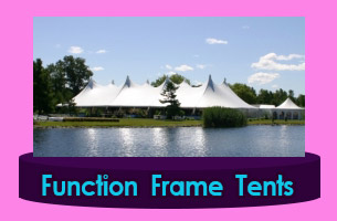 Maine Custom Family Frame Tents