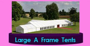 Sandton function Frame Tent for sale