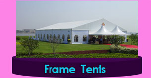 Maine Event Frame Tent for sale