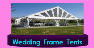 Botswana corporate Frame Tent for sale