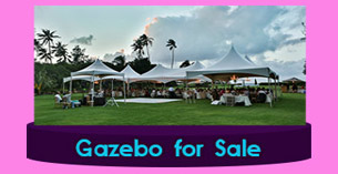 SouthSudan large Gazebo Tents