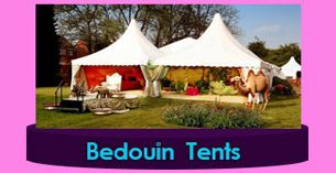 Cayenne large Bedouin Tents