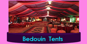 Singapore Bedouin Tents