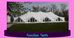 Asuncion export Festival Tents