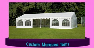 Iowa Marquee Tents