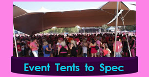 Thekwini export Party Tents