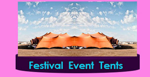 Asuncion event Festival Tents