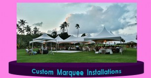 Barbados Party Tents