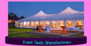 Damascus large Party Tents