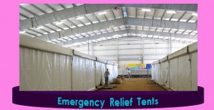 Vermont Disaster Relief Tents for sale