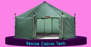 Illinois Emergency Medical Tents