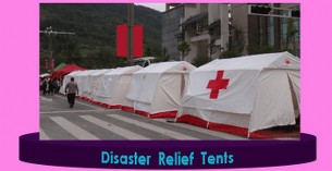 Emergency Tents George
