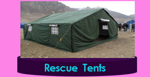 Relief Tents George