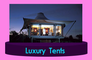 Budapest Canvas Tents for Camping