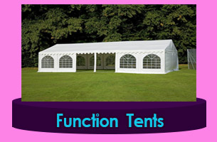 Mozambique Family Marquees Tents