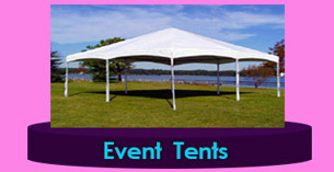 Yamoussoukro KZN event Peg and Pole Tents