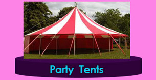Paraguay Durban function Peg and Pole Tents