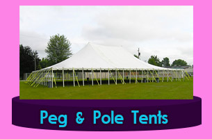 Dushanbe Peg and Pole Tents