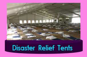 Amanzimtoti Emergency Rescue Tents