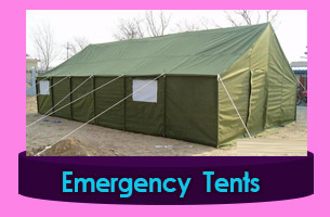 George Medical Rescue Tents