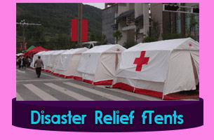Myanmar Relief Tents