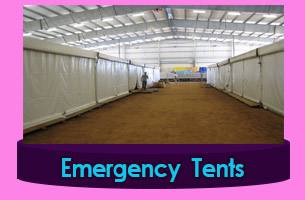 Vermont Emergency Tents