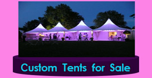 Indiana Garden wedding Tents