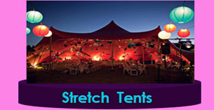 Cape Town function Stretch Tents