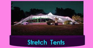 Bosnia event Stretch Tents