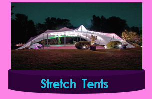 Indiana Bedouin Stretch Tents