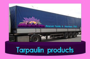 Tuvalu Tarp and Net Products For Truck Trailer Covers SA