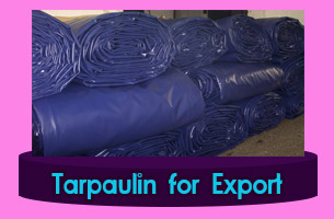 Chile Canvas Tarp