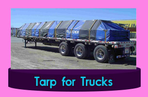Tarp Covers for Trucks DRC