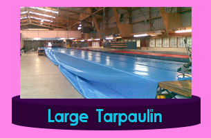 High Quality Tarpaulin DRC