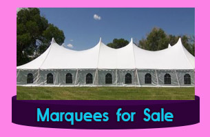 Canvas Tents on Special Niger