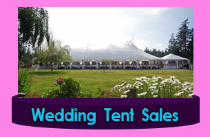 Canada Canvas Wedding Tent
