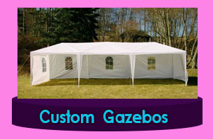 Nairobi Gazebos for Export