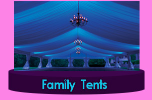 Family Wedding Tents